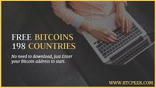 How to earn FREE BITCOIN Fast and Easy 100% REAL