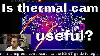 Does Louis owe thermal imager an apology?