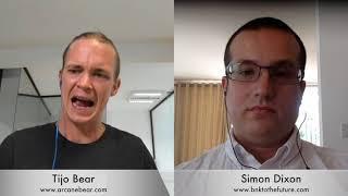 Invest In Blockchain-Bitcoin & Sound Money | Simon Dixon