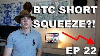 "Craving Crypto EP 22 ""WILL WE GET A BITCOIN SHORT SQUEEZE?!?"""