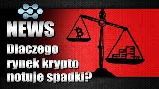 Dlaczego rynek krypto notuje spadki? Yale poleca 6% Bitcoin'a [CryptoMasters News 14.08.2018]