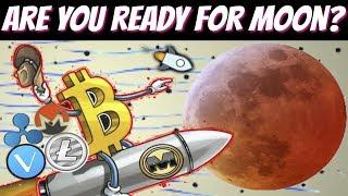 Bitcoin and Cryptocurrency Market Will Moon (Here is Why)