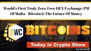 The World's First Truly Zero-Fee Decentralize Exchange Launched..