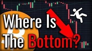 Bitcoin Crashed: Why Did We Crash & Where's The Bottom?