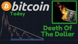 BTC Broke Out | US $Dollar HYPERINFLATION Soon!! [Bitcoin Today]