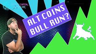 Cryptocurrency Alt Coins Bull Run Coming? Cardano vs. Litecoin
