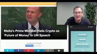Malta's Prime Minister at UN: Cryptos are Future of Money