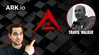 ARK   Major Updates with Travis Walker: Core v2   Partnerships   Nodes   Interoperability $ARK