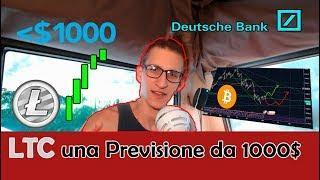 Quando Riparte La BullRun? | Previsione Trend Ciclici Litecoin | Bitcoin Scoperto Un Pattern