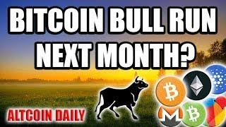 3 REASONS BITCOIN ETF COULD HAPPEN NEXT MONTH! [& Other Crypto News]