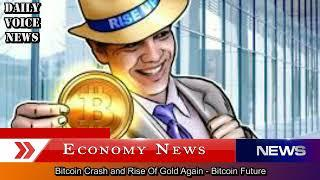 Bitcoin Crash and Rise Of Gold Again - Bitcoin Future - Max Keiser