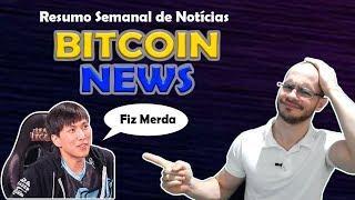 ???? Jogador de LoL perde 30 Bitcoins, MT. Gox fazendo merda e mais! Resumo de Notícias Bitcoin News