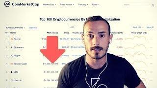 Dump improvviso di Bitcoin ed il caso Hexxcoin