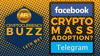 Cryptocurrency by Facebook and Telegram! Mass adoption?