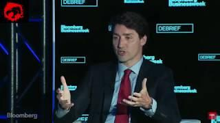 Is Canadian President Justin Trudeau  Bullish on Crypto?!