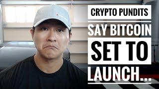 Crypto Pundits say BTC Bull Coming, Especially with ETF's on the Horizon - Are You Ready?
