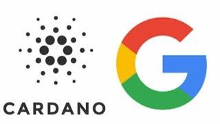 Cardano's GOOGLE Association Could Take (ADA) All The Way!
