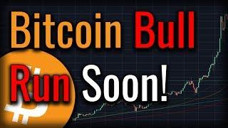 Here's Why A Bitcoin Bull Run Will Start Soon! (2018)