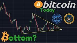 Top Signs Of Bitcoin Bottom! | SEC Reviewing 9 ETF's | IMF Doesn't Like Bitcoin