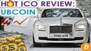 HOT ICO REVIEW: UBCOIN | ICO IS LIVE