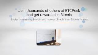 Earn Bitcoin App with Payment Proof
