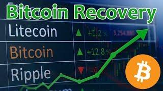 Bitcoin Recovers - Daily Bitcoin and Cryptocurrency News 8/9/18