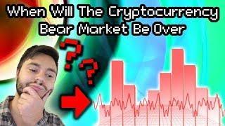 When Will the Bear Market End?   Bitcoin Price   LTC & VTC TA   Crypto News