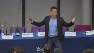 Jimmy Nguyen - nChain at University of Exeter - The Future of Bitcoin (Cash)