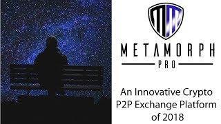 MetaMorph Pro Quick Update: Token Sale Ends In One Week + Listing In 2 Big Exchanges Soon!