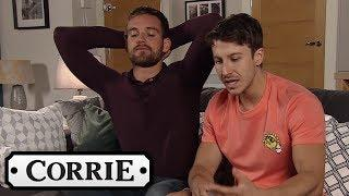 Coronation Street - Ryan Finally Finds Out How Much His Cryptocurrency Is Worth