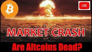 Are Altcoins DEAD? - Daily Bitcoin and Cryptocurrency News