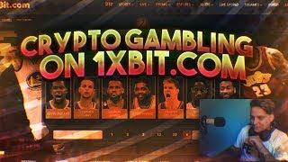 CRYPTO GAMBLING ON 1XBIT.COM - AMAZING GAMEMODES!