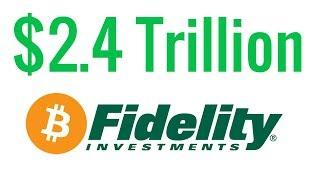 Crypto Products COMING From Fidelity Investments - Daily Bitcoin and Cryptocurrency News