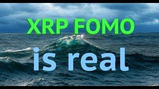 Ripple XRP FOMO is real - Crypto News Kungfu Nerd - Bitcoin BTC Cardano ADA
