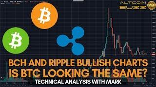 BCH and XRP Bullish charts! Is BTC the same? Bitcoin Technical Analysis