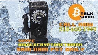 Bitcoin Talk Show #LIVE (Sep 7, 2018) - Bitcoin News Talk Price Opinion with your Calls