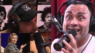 ???? Joe Rogan and Eddie Bravo SOUND OFF On Clinton and Government Corruption