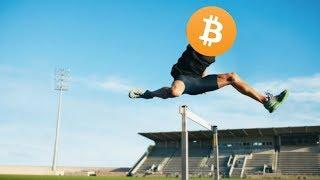 BITCOIN HURDLES. WHAT'S STELLAR USED FOR?