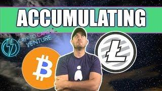When to Accumulate Bitcoin and Litecoin?