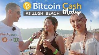 Bitcoin Cash Meetup in Zushi  - What Excites The Bitcoin Cash Community?