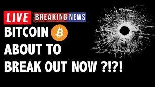Is Bitcoin (BTC) About to Breakout Now?! - Crypto Market Technical Analysis & Cryptocurrency News