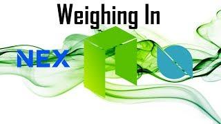 Weighing In: $NEO, $ONT, $NEX