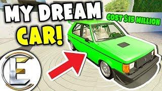 My Dream Car! - Gmod DarkRP Life (Money Printers and Bitcoin I Need To Make 15 million For This Car)