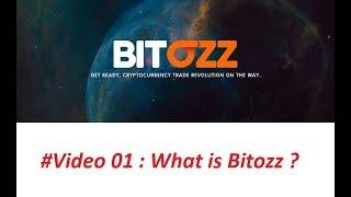 #Video 01 : What is Bitozz ?