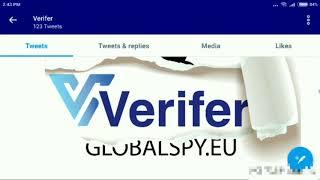Global Spy Verifier.io ICO review :Crypto Cryptocurrency Bitcoin Altcoin News  Channel Today Latest