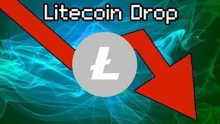 Litecoin DROP - Bitcoin Testing Critical Point, What Next?