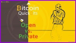 Andreas Antonopoulos: Open vs. Private Blockchains