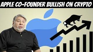 Apple's Co-Founder Is Bullish on Bitcoin (Future Is Bright)