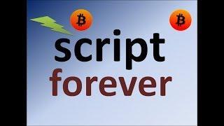 Script Bitcoin forever WWW.freebitco.in