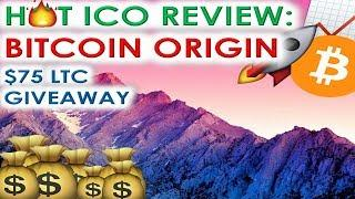 CRYPTO CLASS REVIEW: BITCOIN ORIGIN | WORLD'S FIRST PENTA-FORK | $75  LTC GIVEAWAY